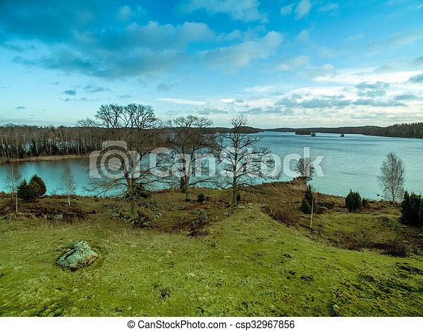 Lake view - csp32967856