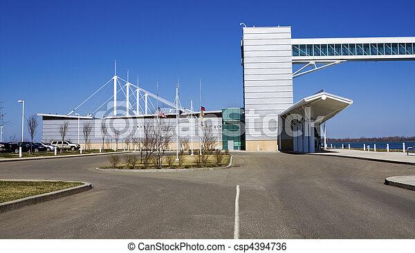 Lakefront in Erie - csp4394736