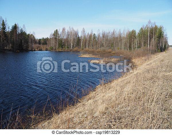 lakeside - csp19813229