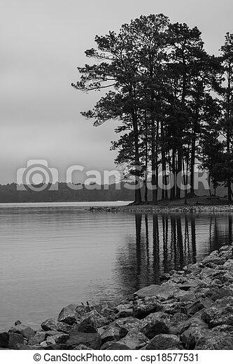 lakeside - csp18577531