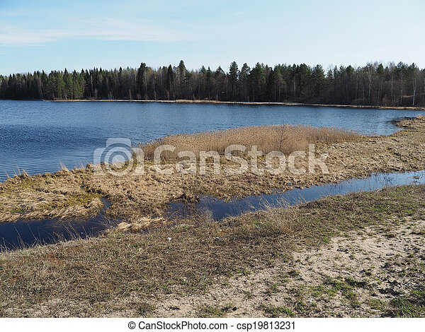 lakeside - csp19813231