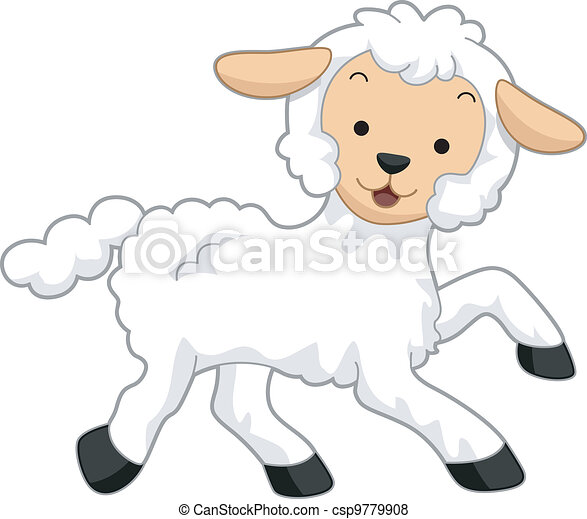 lamb clipart and stock illustrations 11 014 lamb vector eps rh canstockphoto com clip art labels free images clip art lambs to colour in