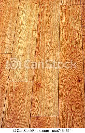 Laminat, Holz, Fussboden   Csp7454614