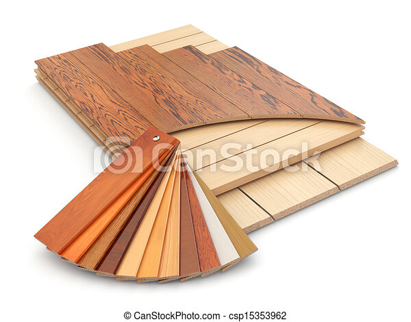 Laminat, Holz, Installieren, Samples., Boden   Csp15353962