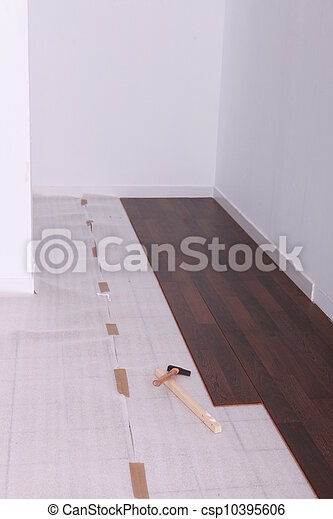 Laminate flooring - csp10395606