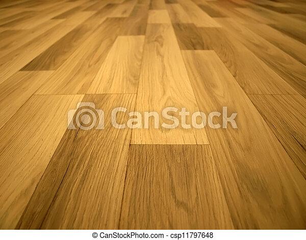 laminated, bevloering, plank - csp11797648