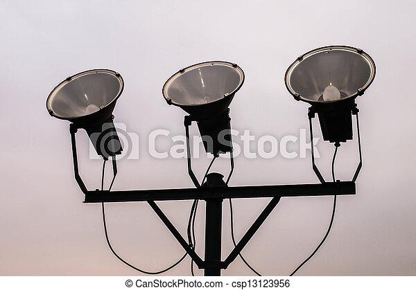 Lamp - csp13123956