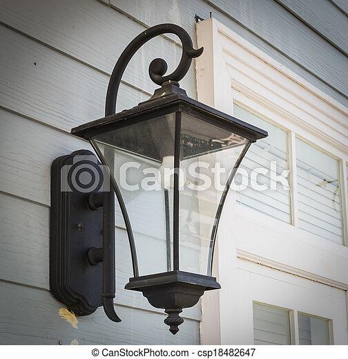 Lamp - csp18482647