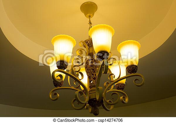 lamp - csp14274706