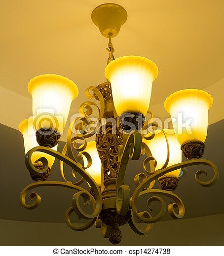 lamp - csp14274738