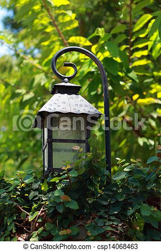 Lamp vintage - csp14068463