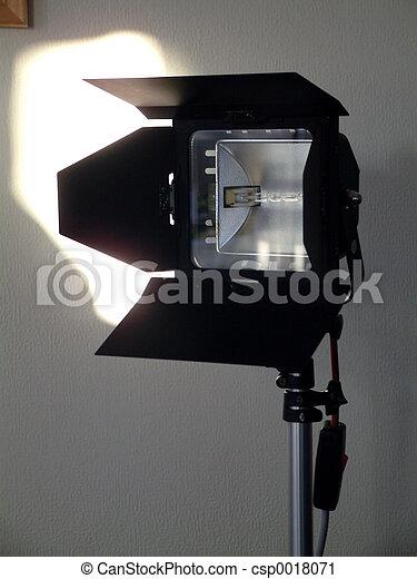 lampe, studio - csp0018071