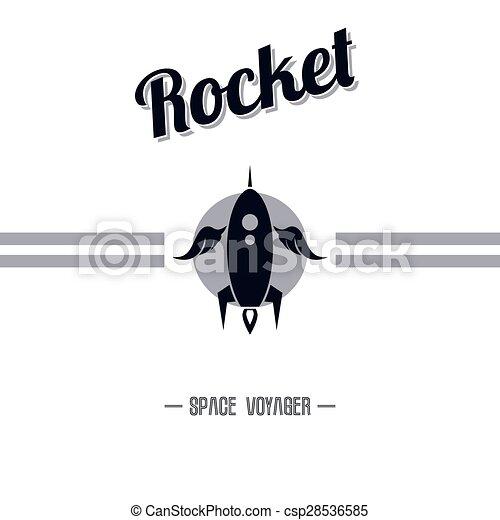 lançadeira, espaço - csp28536585