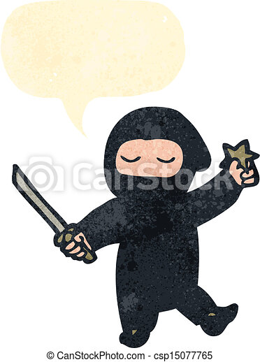 Lancement ninja toile retro dessin anim - Dessin anime ninja ...