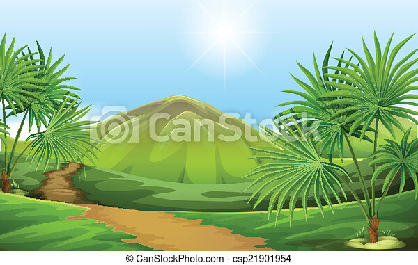 land resources illustration of the land resources rh canstockphoto com land transportation clip art land clipart