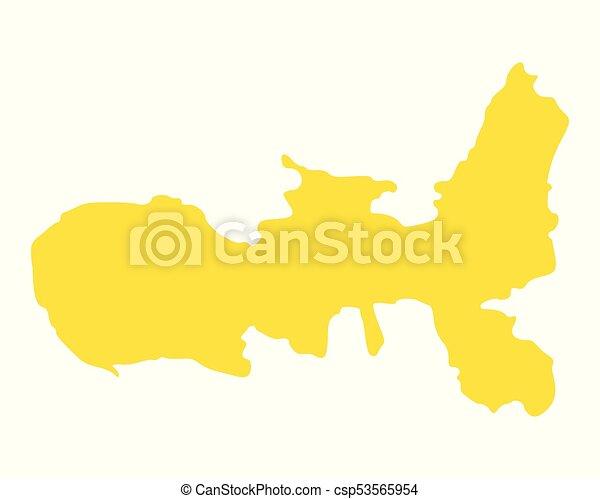 Elba Karte.Landkarte Elba