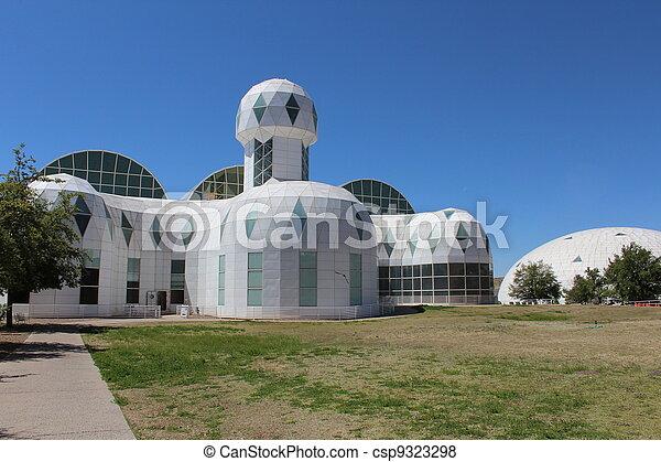 Landmark Biosphere 2 Living Area - csp9323298
