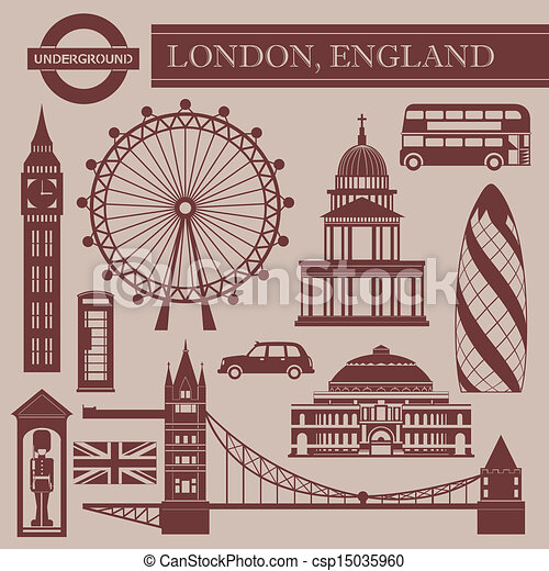 landmark of london clip art vector - search drawings and graphics