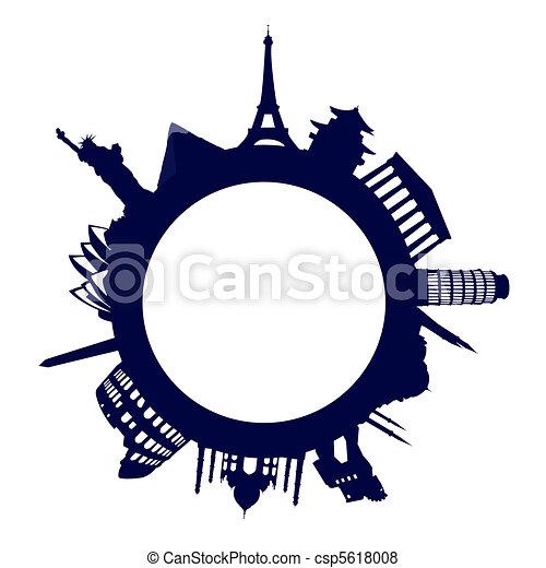 landmarks - csp5618008