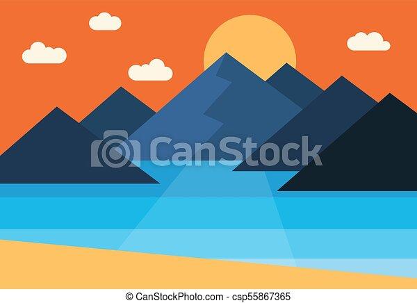 Landscape-07 - csp55867365