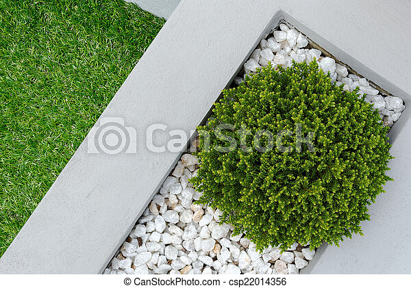 Landscape Design Idea Landscaping Combinations Of Plant And Grass