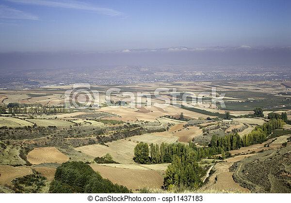Landscape nature - csp11437183