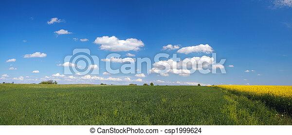 Landscape panorama - csp1999624