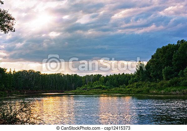 Landscape - csp12415373