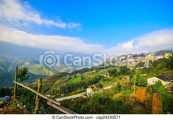 Landscape - csp24330571