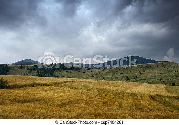 Landscape - csp7484261