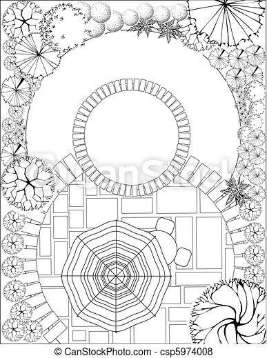 Landscape Plan - csp5974008