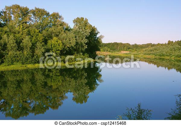 Landscape - csp12415468