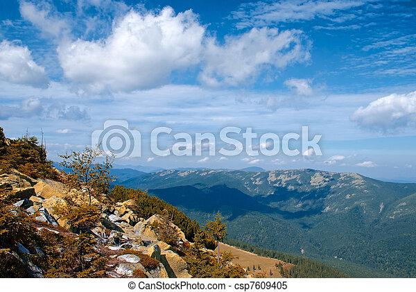 landscape - csp7609405