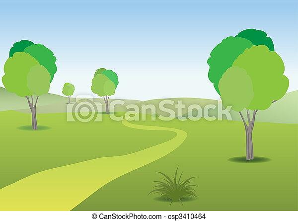 Landscape - csp3410464