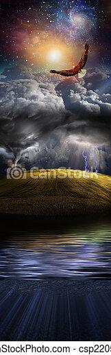 Landscape - csp22050695