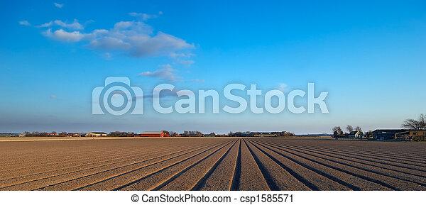 landwirtschaft - csp1585571