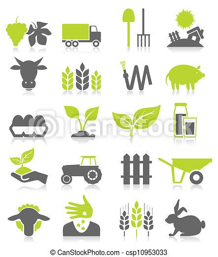 landwirtschaft - csp10953033