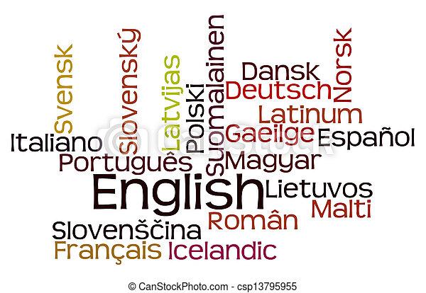 Languages  - csp13795955