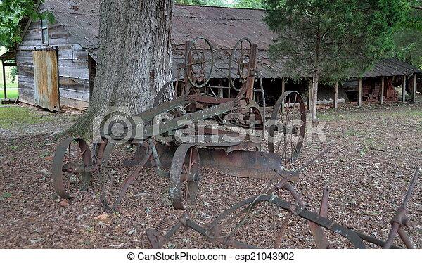 lantgård, årgång, utrustning - csp21043902