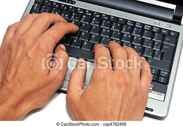laptop - csp4762495