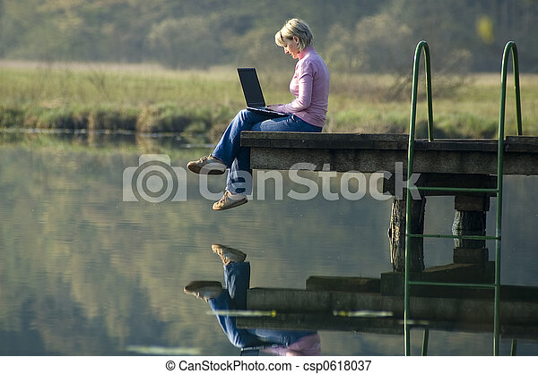 laptop - csp0618037