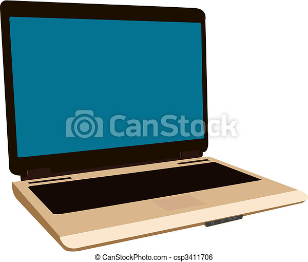 laptop - csp3411706