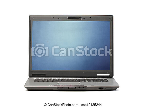 laptop - csp12135244