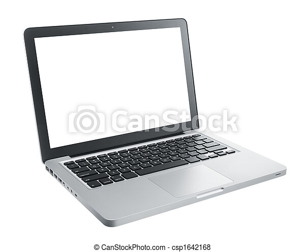 laptopdator - csp1642168
