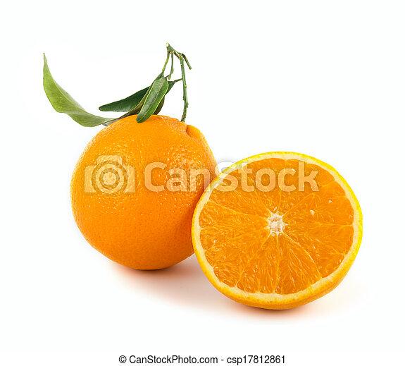laranja, fruta - csp17812861