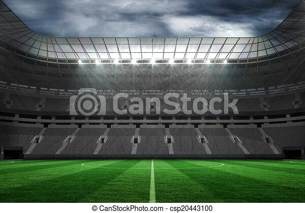 football stadium clipart and stock illustrations 24 463 football rh canstockphoto com football stadium background clipart Cartoon Football Field Clip Art