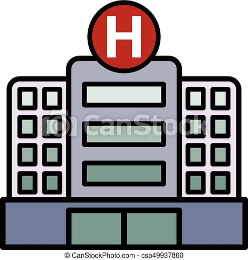 large hospital building modern hospital building vector clip art rh canstockphoto com building clipart transparent background building clipart images