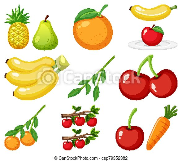 Free Images Of Fruits, Download Free Clip Art, Free Clip Art on Clipart  Library