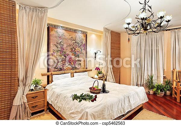large style angle moyen ge lit chambre coucher photos de stock rechercher des. Black Bedroom Furniture Sets. Home Design Ideas