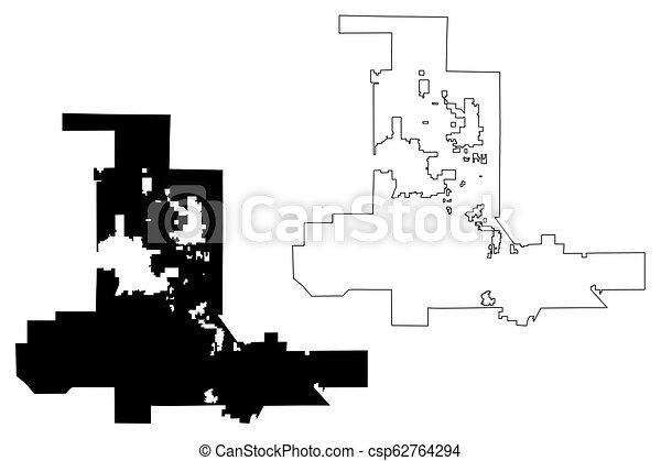 Las vegas city map. Las vegas city ( united states cities ...